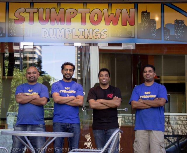Stumplings Restaurant 500 SW Madsion-8
