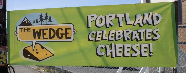 the Wedge Portland Celebrates Cheese