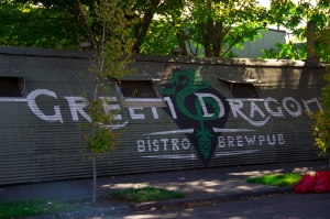 Green Dragon Bistro and Brew Pub