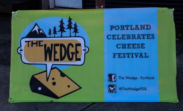 The Wedge Portland Celebrates Cheese Festival