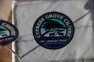 Cypress Grove Humboldt Fog Cheese