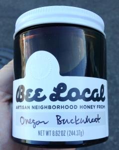 Bee Local Honey Oregon Buckwheat